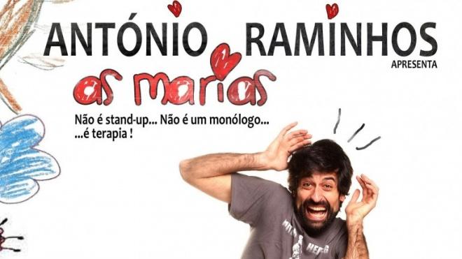 """António Raminhos com """"As Marias"""" em Odemira"""