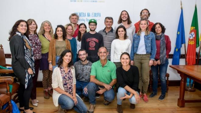 Odemira recebe jovens voluntários europeus