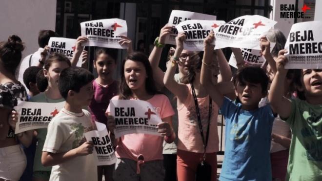 O vídeo do Beja Merece+ já está disponível