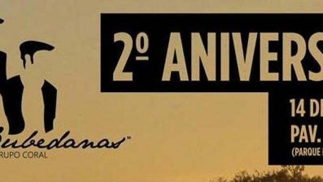 2º aniversário dos Bubedanas
