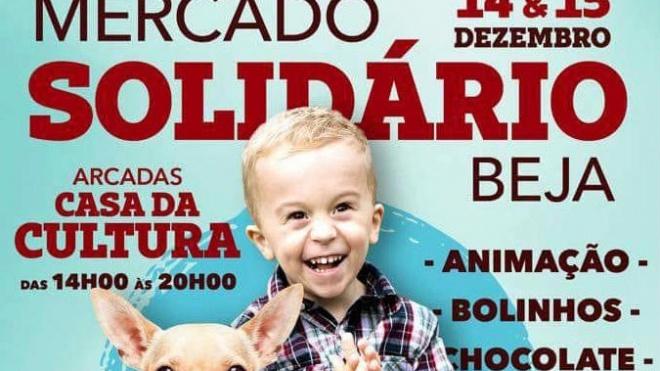 Mercado Solidário em Beja