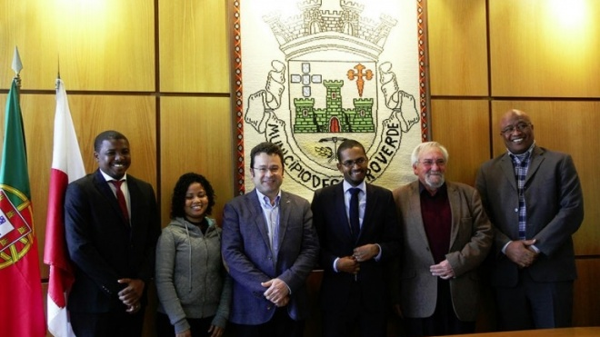 Castro Verde recebe delegação do município de Maio em Cabo Verde