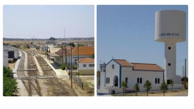 Requalificação das ETAR's da Aldeia dos Elvas e Carregueiro