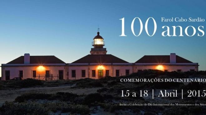 Comemorações do centenário do Farol do Cabo Sardão