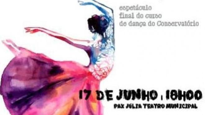 CRBA apresenta espectáculo final do curso de dança