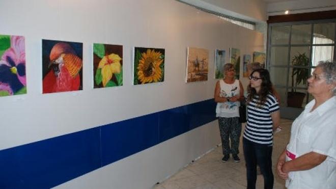 CCDR Alentejo acolhe exposição de Sara Caeiro