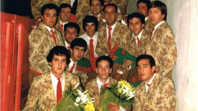 Forcados da Amareleja comemoram 10 anos de percurso