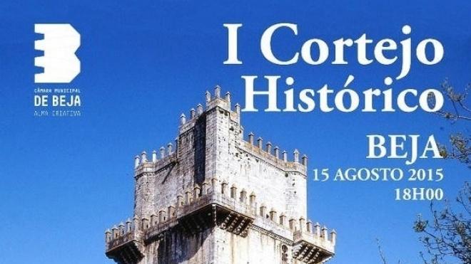Cortejo Histórico em Beja