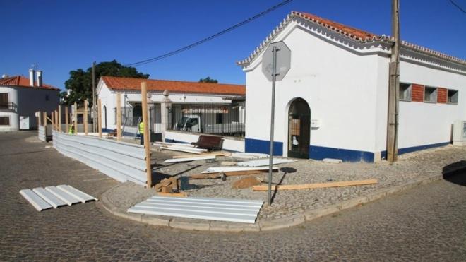 Reabilitação do Mercado Municipal de Vidigueira
