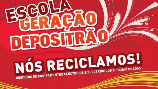EB 2,3 Damião de Odemira vencedora da Geração Depositrão