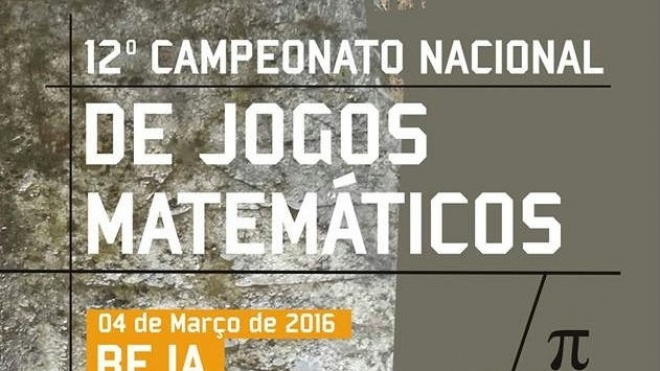 Campeonato Nacional de Jogos Matemáticos em Beja