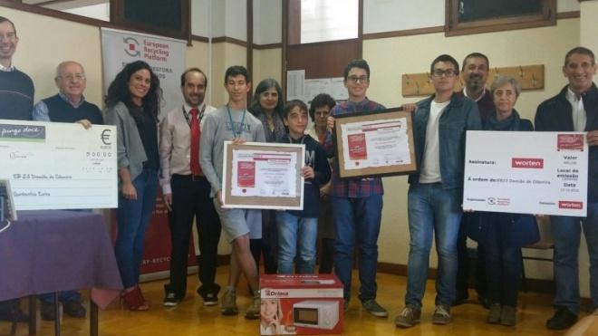 Escola de Odemira premiada pela Geração Depositrão