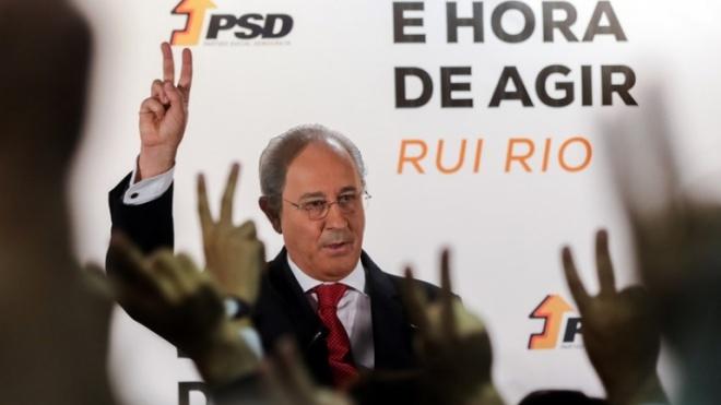 Rui Rio é o novo líder do PSD