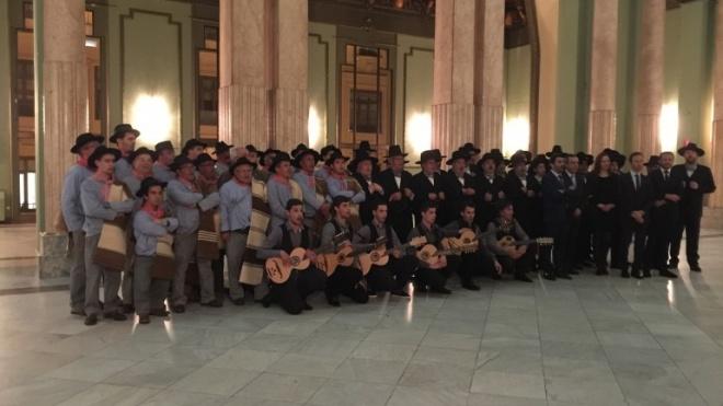 Madrilenos rendidos ao Cante e ao Alentejo!