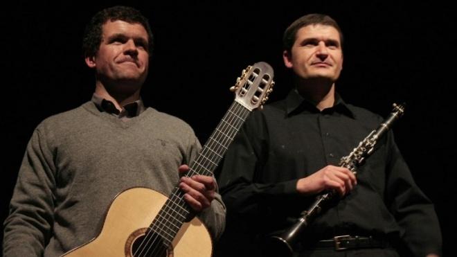 Duo Encore para ouvir em Almodôvar