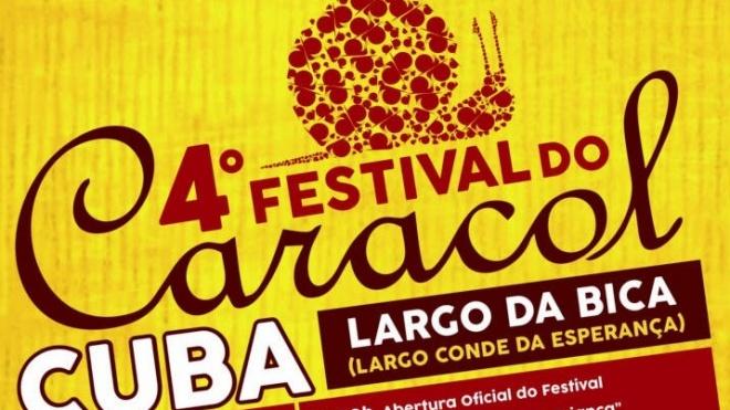 Festival do Caracol em Cuba
