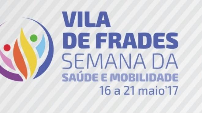 Semana da Saúde e da Mobilidade em Vila de Frades