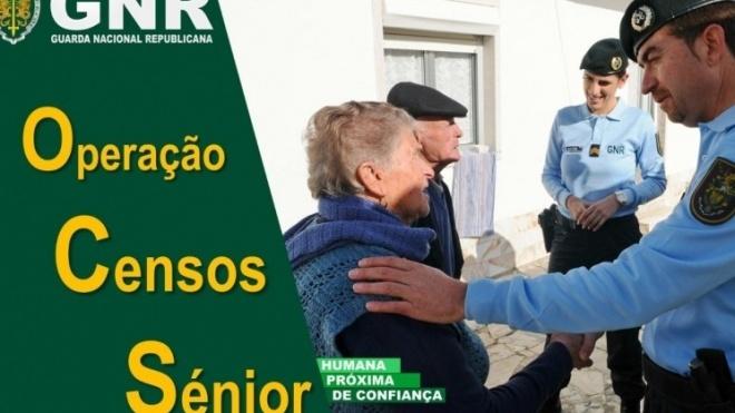"""Beja: Operação """"Censos Sénior"""" registou 3.573 idosos a viveram sozinhos"""