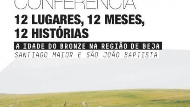 Conferência e passeio sobre Idade do Bronze em Penedo Gordo