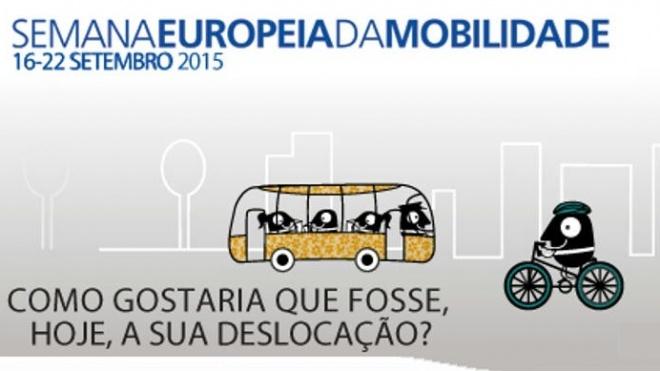 Beja celebra a Semana Europeia da Mobilidade