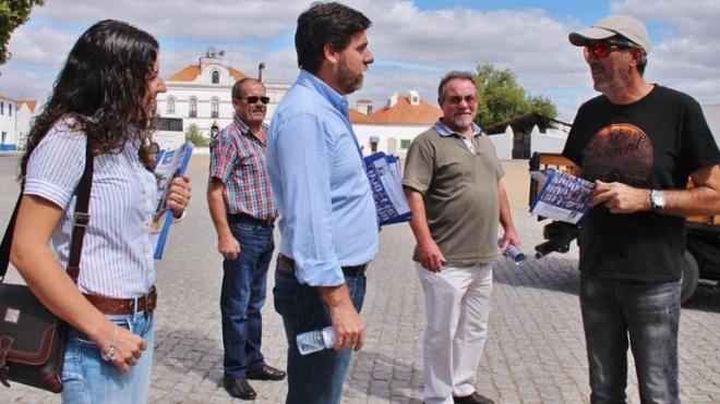 CDU com ações no concelho de Barrancos
