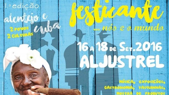 Festicante em Aljustrel até domingo