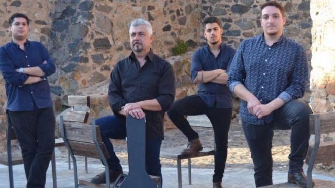 """""""Os Vocalistas"""" actuam no Largo de São João"""