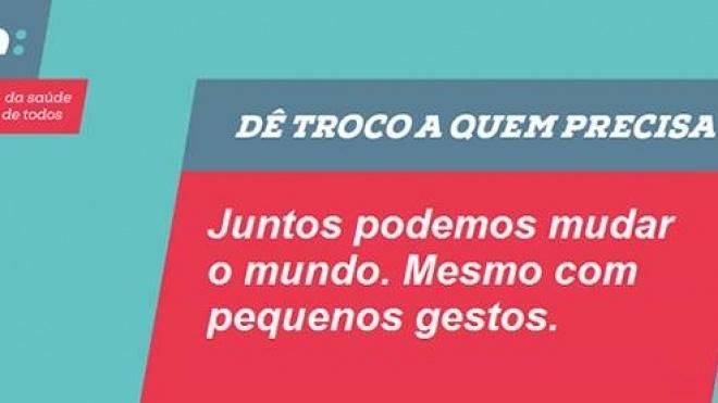 """Farmácias de Beja aderem à Campanha Solidária """"Dê Troco a Quem Precisa"""""""