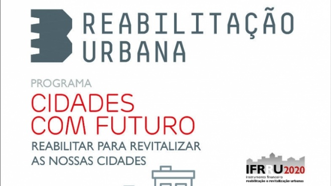Beja vai beneficiar de financiamento para reabilitação urbana