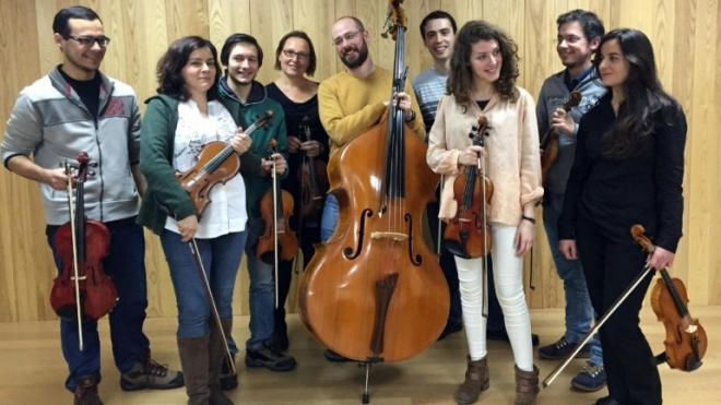 Orquestra do Alentejo com espectáculo no Pax Júlia