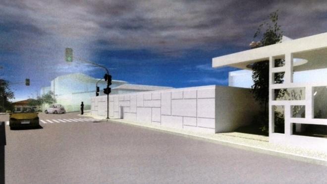 Avenida da Liberdade em Aljustrel vai ter parque de estacionamento