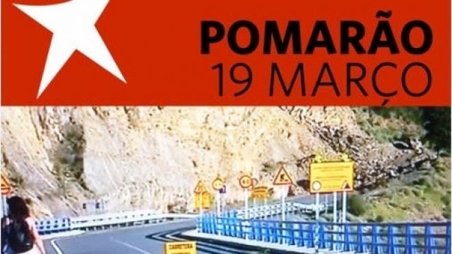 BE realiza hoje ação no Pomarão