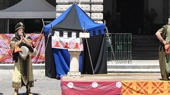 Segundo dia do Festival Beja Romana