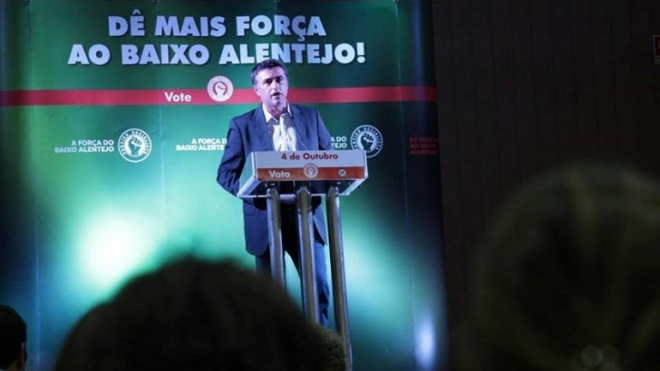 Hélder Guerreiro no Secretariado Nacional do PS