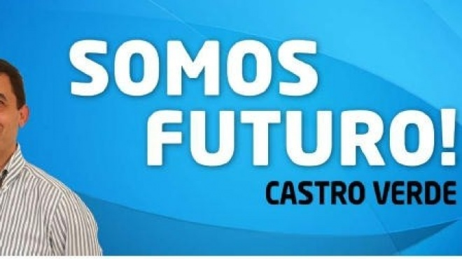 Candidatura do PS em Castro Verde com página na internet