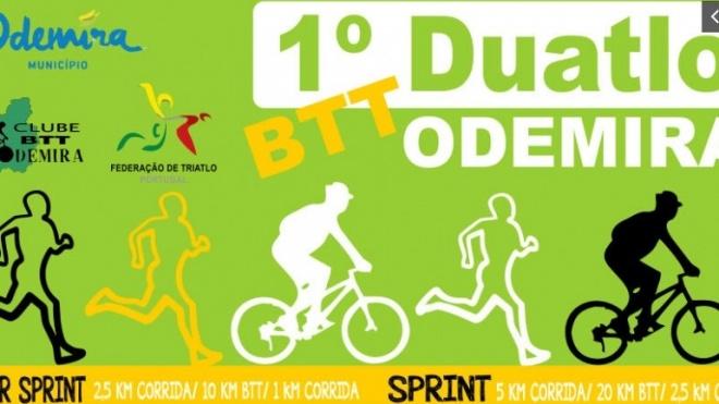 1ºDuatlo BTT de Odemira com inscrições abertas