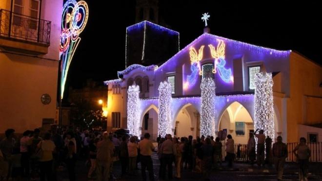 Vertente religiosa das Festas de Santa Maria