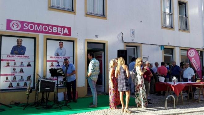 """Paulo Arsénio prevê """"embate"""" muito renhido entre PS e CDU em Beja"""