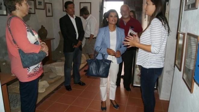 PSD/CDS-PP em campanha em Almodôvar