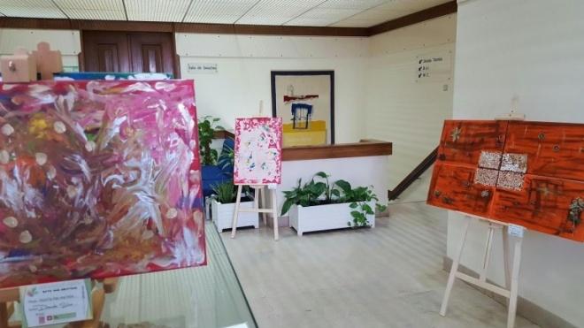 CERCICOA com exposição em Castro Verde