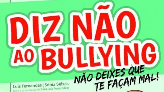 """Luís Fernandes e Sónia Seixas com novo livro sobre """"bullying"""""""