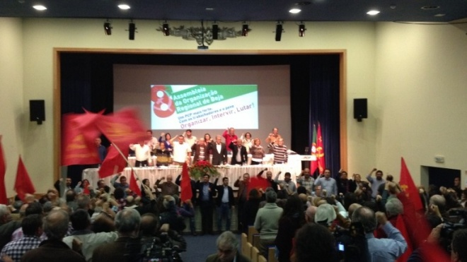 PCP com nova direção regional em Beja