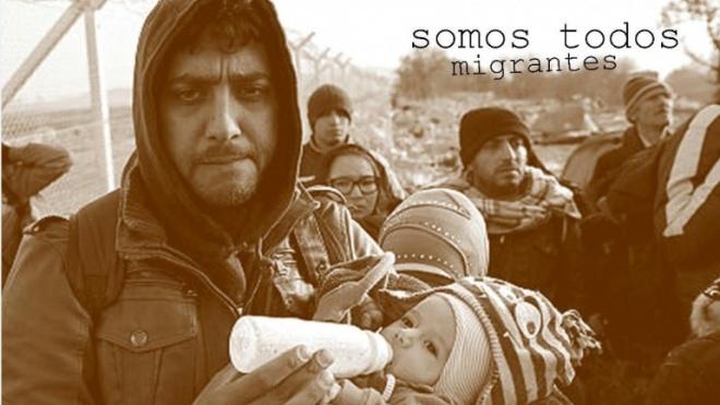 """""""Somos todos migrantes"""""""