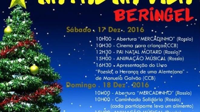 """Beringel promove """"Natal na Vila"""""""