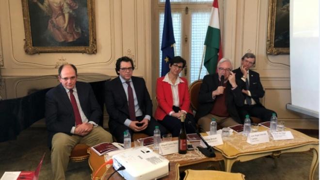 14ª temporada do FTSS apresentada na embaixada da Hungria