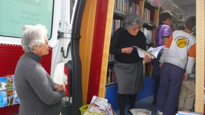 Estudo sobre Biblioteca Andarilha ganha Prémio Raul Proença 2012