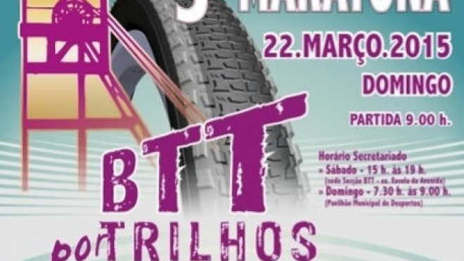 "3ª Maratona BTT ""Por Trilhos Mineiros"""