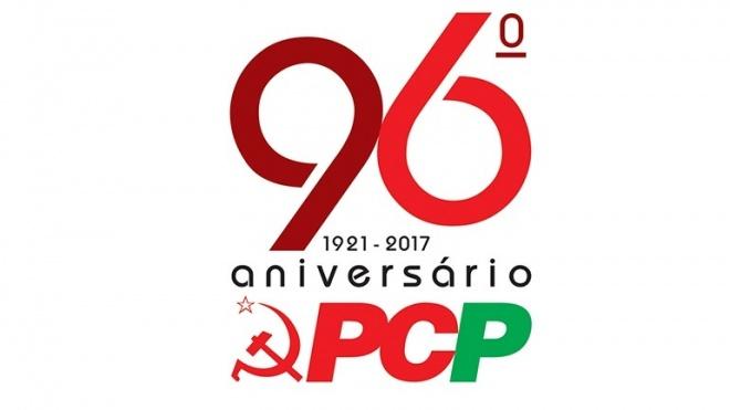PCP intensifica atividade política no distrito e comemora 96º aniversário