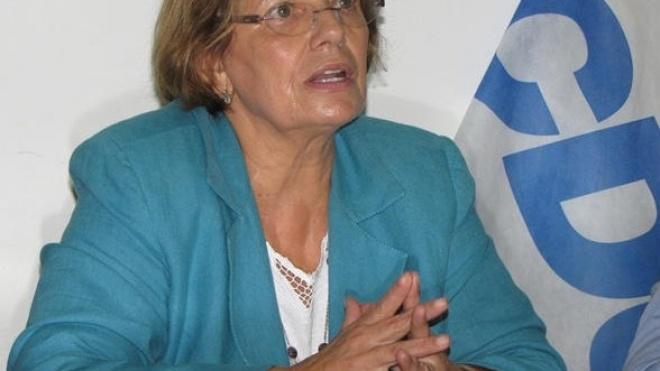 """Ilda Figueiredo em Beja para falar sobre """"Abril e a Paz"""""""