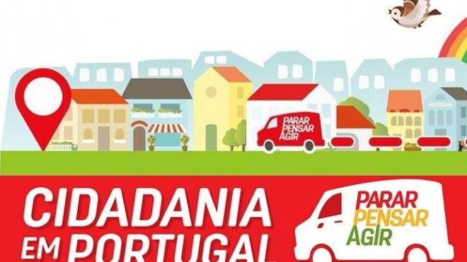 """Beja recebe Roteiro """"Cidadania em Portugal"""""""